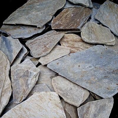 Сланец карабашский галтованный